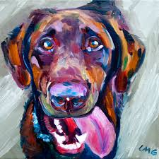 pet portraits from your photos visit my other website for more info petfineart com