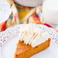 best ever impossible pumpkin pie recipe