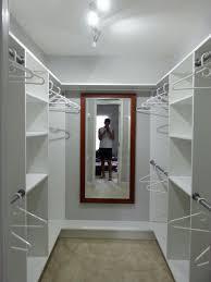 Walk In Closet Design Small And Simple Walk In Closet 8x6 In 2020 Closet
