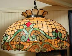 antique stained glass hanging lamp shades vintage lamps all home decorations latest trend