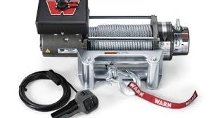 winch winch superstore part 2 warn 26502 m8000 8000 lb winch low profile design and separate control box allows for a wide range of mounting options powers load in and out via 100 ft of