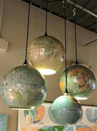 upcycled lighting ideas.  ideas upcycled globe pendant lamps great idea for kidu0027s room or throughout upcycled lighting ideas o