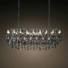 real candle chandelier post votive hanging