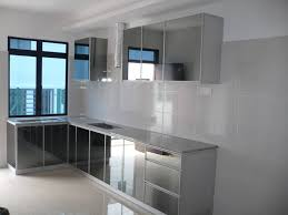 Kitchen Design Aluminium Cabinets