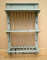 duck egg blue shabby. Modren Blue Shabby Chic Duck Egg Blue Kitchen Wall Plate Rack FREE DELIVERY Throughout