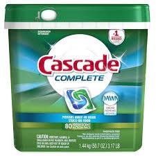 Dishwasher Brands 6 Best Automatic Dishwasher Detergents
