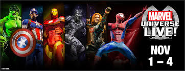 Marvel Universe Live Age Of Heroes Xl Center