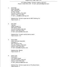 Reference On Resume Resume Reference Format Wwwfungramco 52