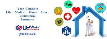You can get free online insurance quotes here. Univista Insurance Miami Beach Home Facebook