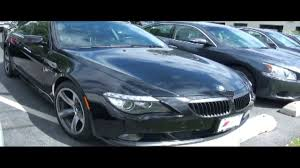 Coupe Series bmw 650i coupe for sale : 2008 BMW 6 Series 650i 4.8 V8 Coupe - YouTube