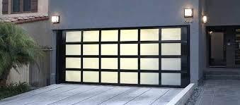 all glass garage door all glass glass garage door glass double garage door s