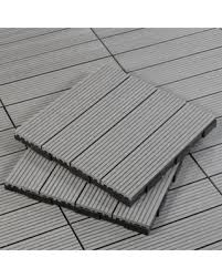 cali bamboo decking. Wonderful Cali Cali Bamboo 7512003800 BamDeck Tile 1 Square Foot Composite Decking  Tiles Slate Throughout O