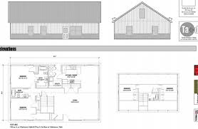 Metal House Designs Lovely Simple Metal Building Home Of 1935 Sq Ft Hq Plans