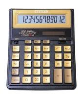 citizen настольный калькулятор цвет синий sdc 888xbl