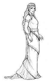 Picture Of Queen Esther Coloring Pages Download Print Online