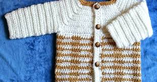 Free Crochet Baby Sweater Patterns Classy My Hobby Is Crochet Heartbeat Baby Sweater Free Crochet Pattern
