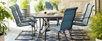 transitional patio dining furniture