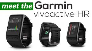 Garmin Vivosmart Hr Sizes Chart Meet The Garmin Vivoactive Hr