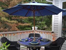 backyard patio table umbrella patio