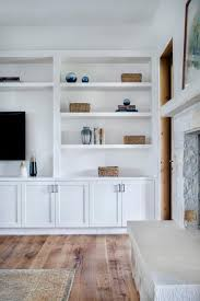 living room shelves with tv wall units
