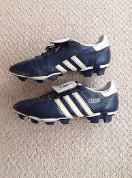 adidas 7406. 2 of 5 adidas 7406 mania x-traction football predator boot. dark blue collectable. rare