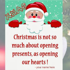 Write Name On Christmas Quotes For Cards For Free Xmas Quotes As Impressive Christmas Quotes For Cards