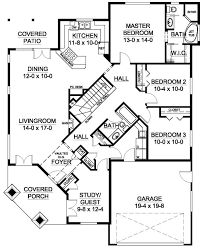 v shaped corner lot house plans v free printable images house 4 Bedroom House Plans For Narrow Lots well suited for a corner lot house plan hunters Small Narrow Lot House Plans