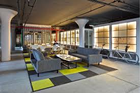 warehouse office design. conversions warehouse into coworking offices in new york office design