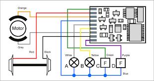 le1014w model rail forum \u003e dcc basics on dcc locomotive wiring diagram