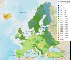 geothermal energy map. Beautiful Map Map Of Europe Showing The Heat Distribution Within Earthu0027s Crustu201d  Titleu003du201dThe Inside Geothermal Energy H
