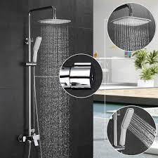 Duschsystem Regendusche