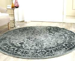 round rug 6 foot circle me for inspirations sisal or in seagrass with black border inspiring