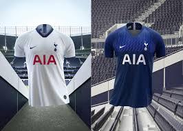 Our tottenham hotspur football kits include match shirts, shorts, socks and complete kits. Tottenham Home And Away Kits 2019 20 Nike News