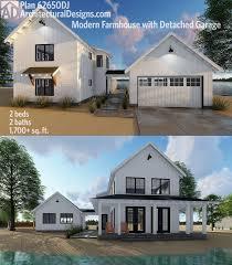 17 best ideas about modern farmhouse plans on