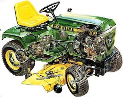 17 best images about favorite garden tractors diagram of a john deere 318