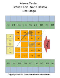 Alerus Center Tickets And Alerus Center Seating Charts