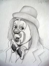 Killer Clown By Hassified On Deviantart Horror Coloring T