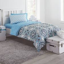 comfort pak twin xl bedding and bath set