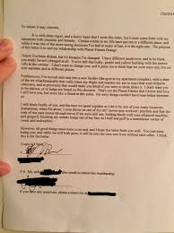 Hilarious Gym Breakup Letter Goes Viral