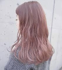 髪色も先取りがベスト可愛くなれる2019年春夏トレンドヘアカラー