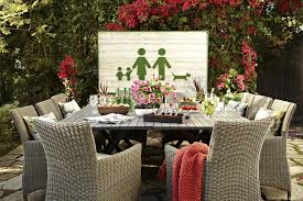 decorating amazing outdoor dining table for 10 26 spectacular room 59 regarding home decor arrangement ideas