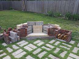 6 weeks to an outdoor fireplace here we go view