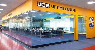JCB Digital Signage In HQ Offices