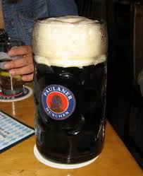 Image result for paulaner dunkel