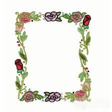 frame border design. Floral Frame Border Design F