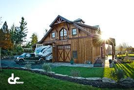 garage living quarters building plans. horse barns with living quarters | dc building blog - custom wood and buildings garage plans i