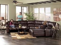 Braxton Java Sectional by Ashley Furniture