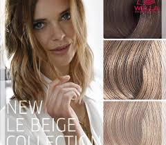 koleston perfect and the new le beige collection