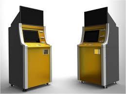 China Gold Vending Machines Impressive Custom Kiosks Multifunctional Gold Bars Vending KIOSK ATM Machine