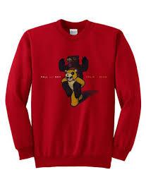 Fall Out Boy Merch Size Chart Fall Out Boy Folie A Deux Sweatshirt
